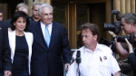 Liberan a Strauss-Kahn sin fianza - Noticias de dominique strauss kahn